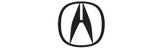 Acura logo for Acura dealer commercials and videos