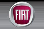 fiat logo for fiat dealer commercials and videos